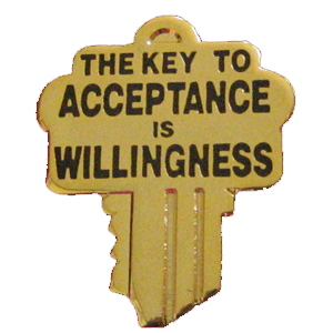 acceptance is not resignation or defeat work the dream acceptance is the key 300x300