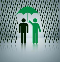 Image result for holding an umbrella for someone