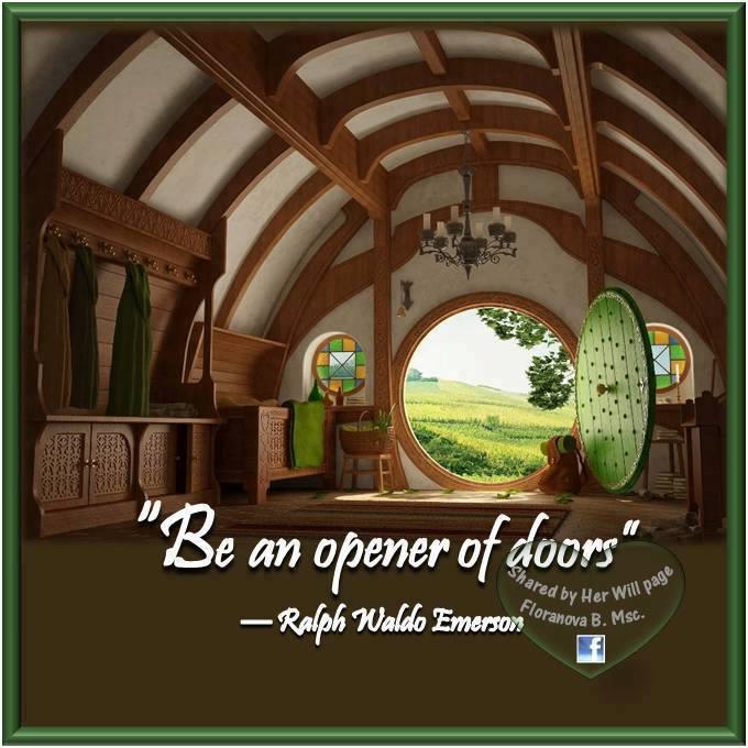 opener of doors