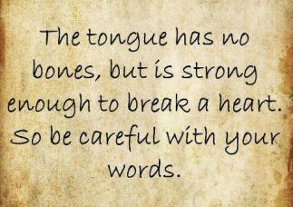 The-tongue-has-no-bones-but-is-strong-enough-to-break-a-heart-So-be-careful-with-your-words