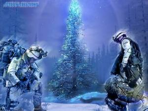 blue military pic