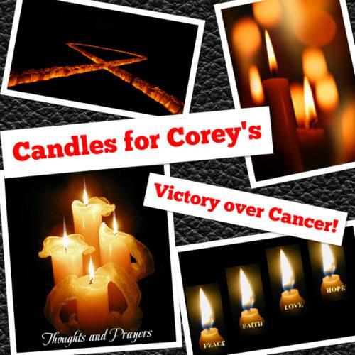 corey candle