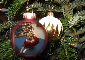 daisy ornament