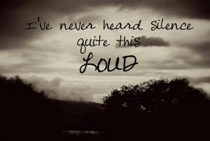 loud-silence