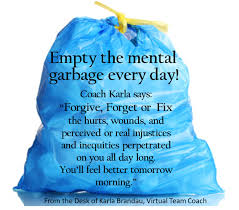 mental baggage