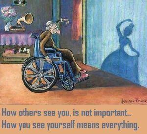 how I see me